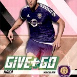 2017 Topps MLS Give and Go Front