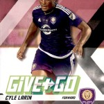 2017 Topps MLS Give and Go Reverse
