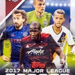 2017 Topps MLS Hobby Box