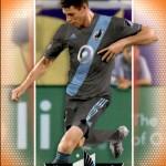 2017 Topps MLS Parallel Orange