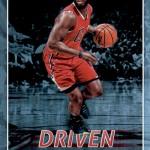 2016-17 Panini Studio Basketball Driven