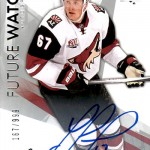 2016-17 SPx Hockey Future Watch Autograph Crouse