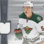 2016-17 Upper Deck Ultimate Collection Hockey Ultimate ROokies Jersey Eriksson Ek