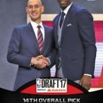 NBA Draft 1 Bam Adebayo