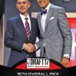 NBA Draft 10 Justin Jackson