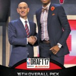 NBA Draft 11 Justin Patton