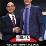NBA Draft 12 Lauri Markkanen