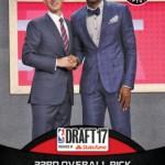 NBA Draft 17 OG Anunoby
