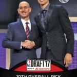 NBA Draft 19 Zach Collins