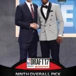 NBA Draft  3 Dennis Smith Jr.