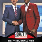 NBA Draft 5 Frank Ntilikina