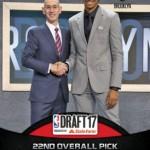 NBA Draft 6 Jarrett Allen