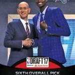 NBA Draft 9 Jonathan Isaac