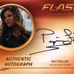 2017 Cryptozoic The Flash Season 2 Autograph Peyton List