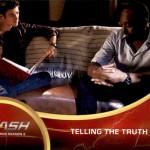 2017 Cryptozoic The Flash Season 2 Base Telling the Truth
