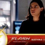 2017 Cryptozoic The Flash Season 2 Cisco Quotes