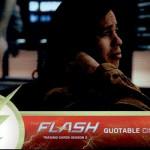 2017 Cryptozoic The Flash Season 2 Cisco Quotes Foil