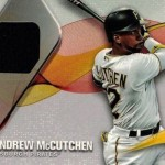 2017 Topps Series 2 Major League Materials Andrew McCutchen