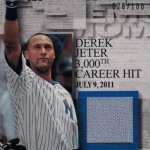 2017 Topps Series 2 Memorable Milestones Relics Derek Jeter