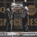 2017 Upper Deck Clerks Base Quick Stop Foil B