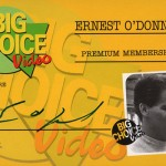 2017 Upper Deck Clerks Big Choice Autograph ODonnell