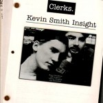 2017 Upper Deck Clerks Kevin Smith Insight