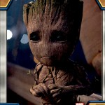 2017 Upper Deck Guardians of the Galaxy Volume 2 Base E