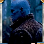 2017 Upper Deck Guardians of the Galaxy Volume 2 Base F