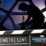 2017 Upper Deck Guardians of the Galaxy Volume 2 Behind the Lens