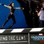 2017 Upper Deck Guardians of the Galaxy Volume 2 Behind the Lens B