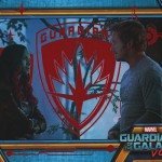 2017 Upper Deck Guardians of the Galaxy Volume 2 Parallel Red Foil C