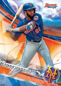 2017 Baseball Card Release Dates Checklists Set Info