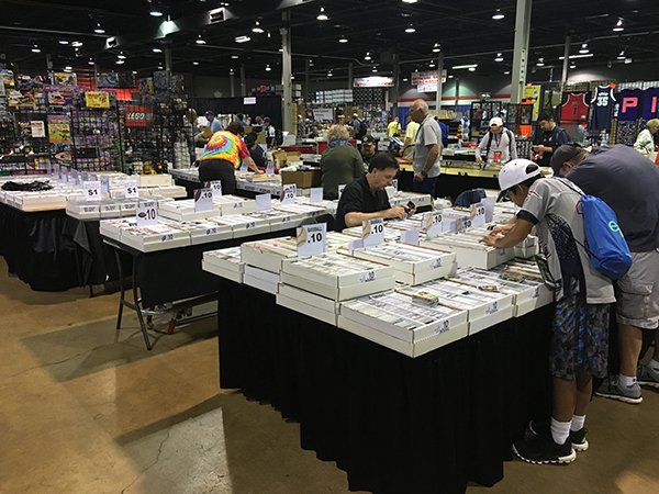 12 Things To Do At The 2017 National Sports Collectors Convention