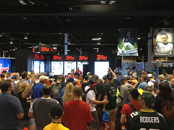 12 Things To Do At The 2017 National Sports Collectors