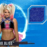 2017 Topps WWE Undisputed Relics Alexa Bliss