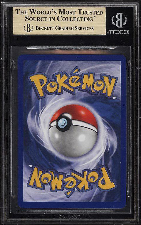 1999 Pokemon 1st Edition Charizard Holo BGS 10 Sells for