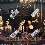 2017 Cryptozoic Outlander Season 2 Box