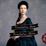 2017 Cryptozoic Outlander Season 2 Quotes Parallel Red