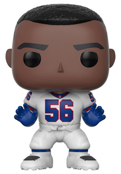 6f74335a286 2017 Funko POP NFL Legends Lawrence Taylor - White Jersey (TRU Exclusive)