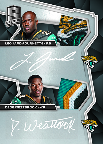 Not all of the signed inserts in 2017 Panini Spectra Football have  memorabilia attached to them. Signatures and Rookie Autographs both take  the more ... d97c47387
