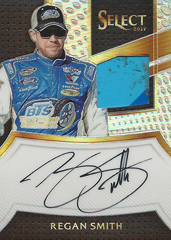 2017 Panini Select Racing Checklist Details, Release Date