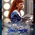 2017 Topps Doctor Who Signature Series Autograph Bonnie Langford