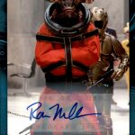 2017 Topps Doctor Who Signature Series Autograph Ross Mullan