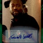 2017 Topps Doctor Who Signature Series Autograph Trevor Laird