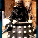 2017 Topps Doctor Who Signature Series Base Davros