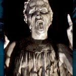 2017 Topps Doctor Who Signature Series Base Weeping Angel