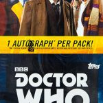 2017 Topps Doctor Who Signature Series Hobby Box
