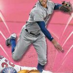 2018 Topps Series 1 Baseball Mothers Day Pink