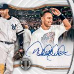 2018 Topps Tribute Baseball Generations of Excellence Autographs