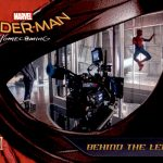 2017 Upper Deck Spider-Man Homecoming Behind the Lens